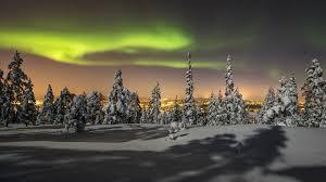 Lapland Beyaz Rotalar Rovaniemi
