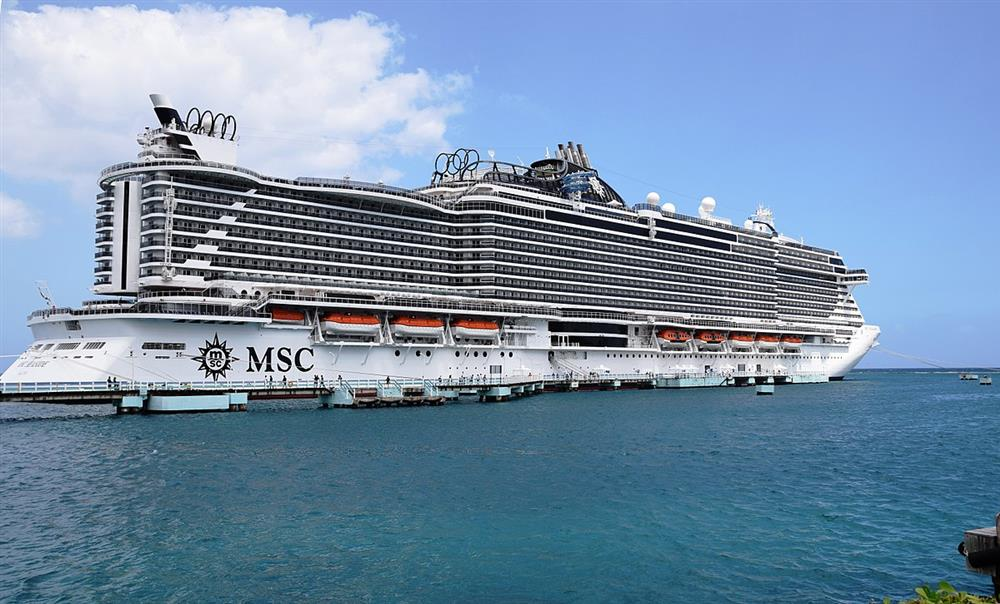 Msc Seaside ile Karayipler