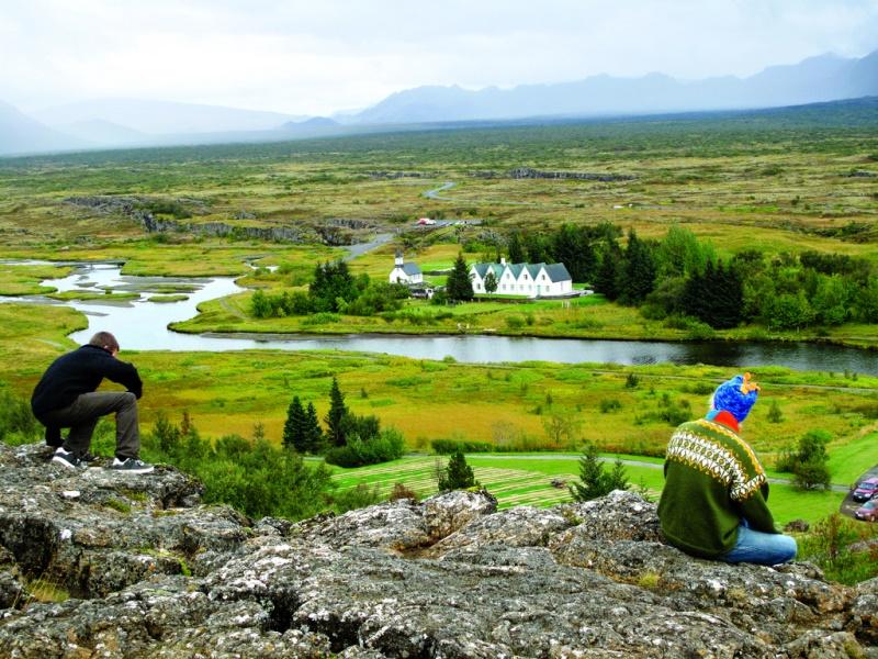 Ateş ve Buzun Dansı - İzlanda Turu