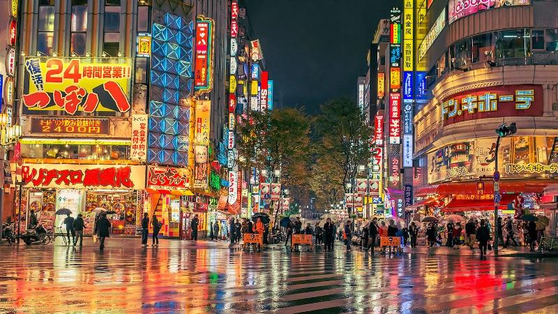 Güney Kore – Japonya – Tayvan– Hong Kong Turu