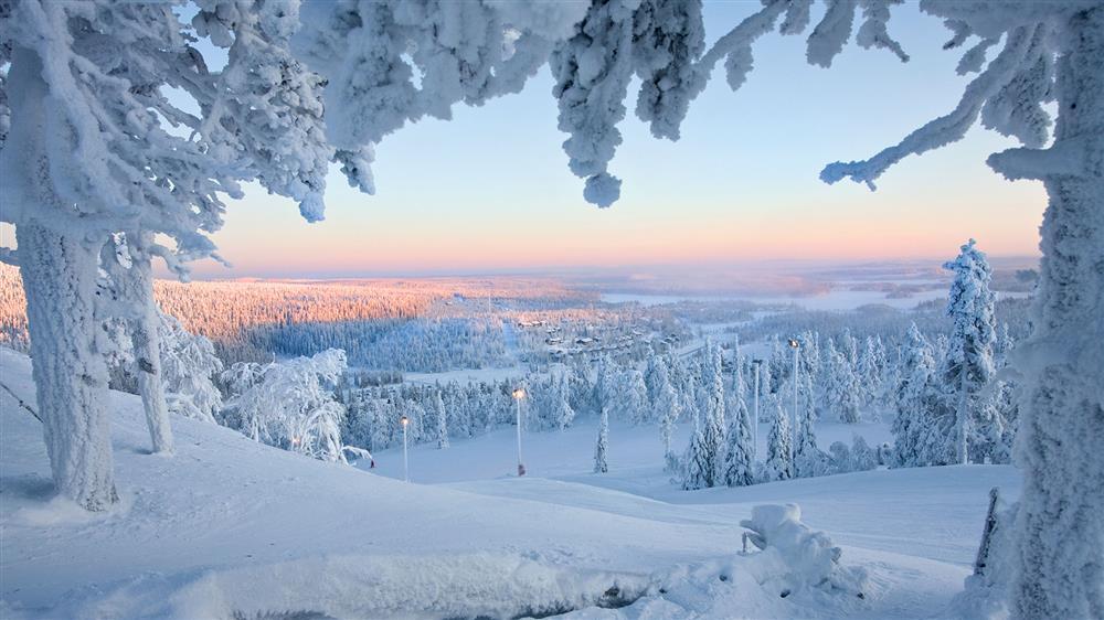 Lapland Turu | Yılbaşı | 2 Gece | Türk Hava Yolları