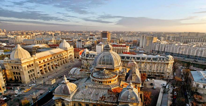 ROMANYA ŞATOLAR TURU
