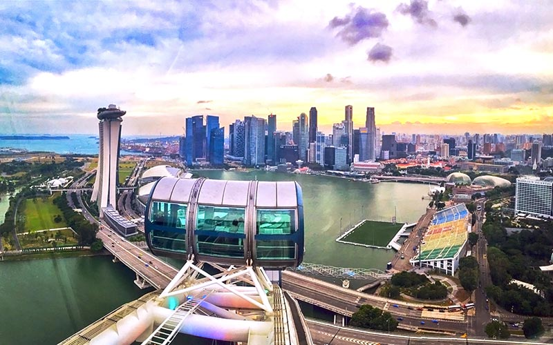 SINGAPUR & MALEZYA & VIETNAM & HONG KONG
